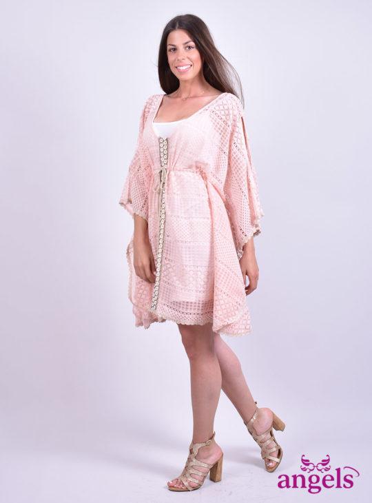 ΡΟΖ Φόρεμα  Φορέματα