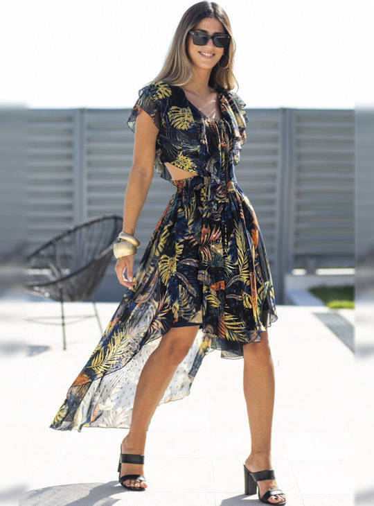 Ασύμμετρο Φόρεμα Le Vertige