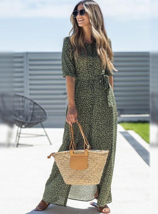 Le vertige Maxi Φόρεμα