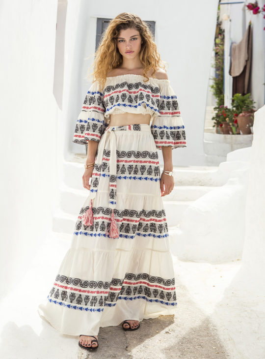 Nema Resort Wear Φούστα