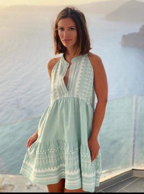 Βεραμάν Φόρεμα ΝΕΜΑ RESORT WEAR  Καλοκαιρινά Φορέματα