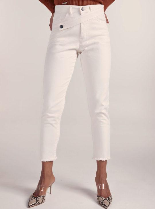 SAC&CO JEANS  Γυναικεία Τζιν Παντελόνια  Γυναικεία ρούχα  ANGELS FASHION