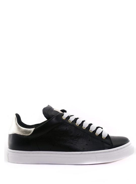 Toutounis 3874 Μαύρα sneakers