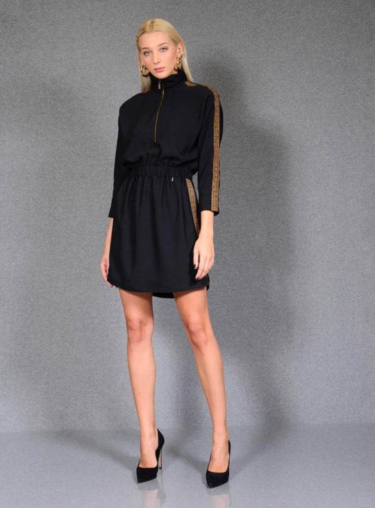 Μαύρο Φόρεμα  Γυναικεία ρούχα  WE COSS
