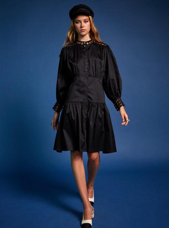Nema Μαύρο Φόρεμα