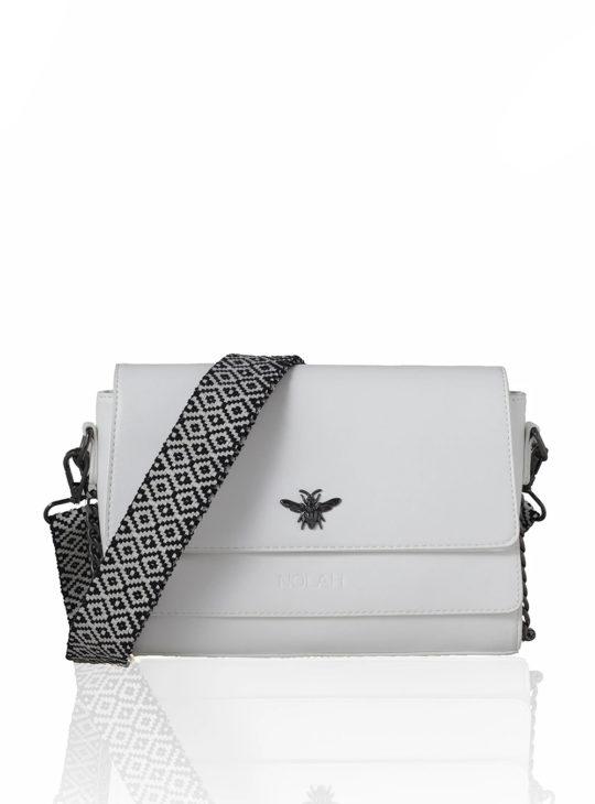 Άσπρη Τσάντα NOLAH