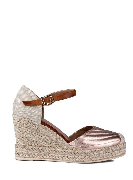 Δερμάτινες εσπαντρίγιες Fardoulis shoes χαλκός