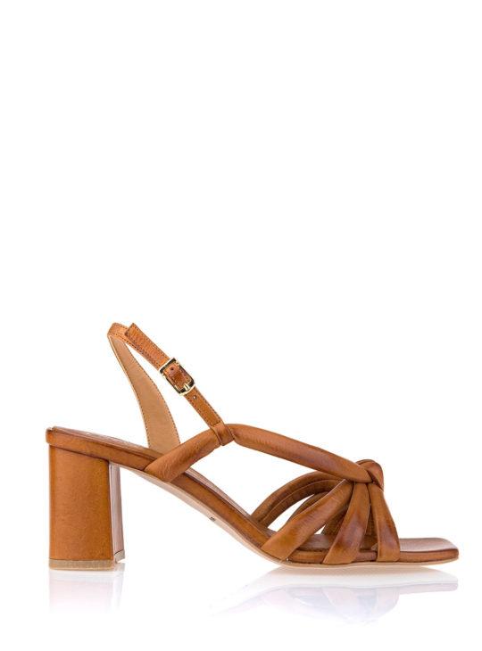 Δερμάτινα ταμπα πέδιλα fardoulis shoes 609-37x