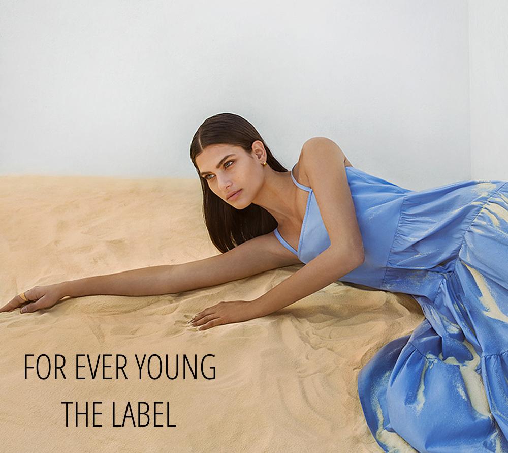 Γυναικεία ρούχα FOR EVER YOUNG THE LABEL