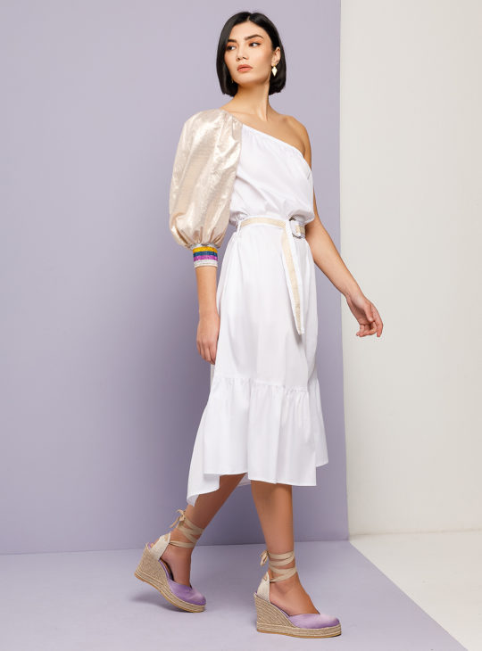 NEMA Φόρεμα με έναν ώμο